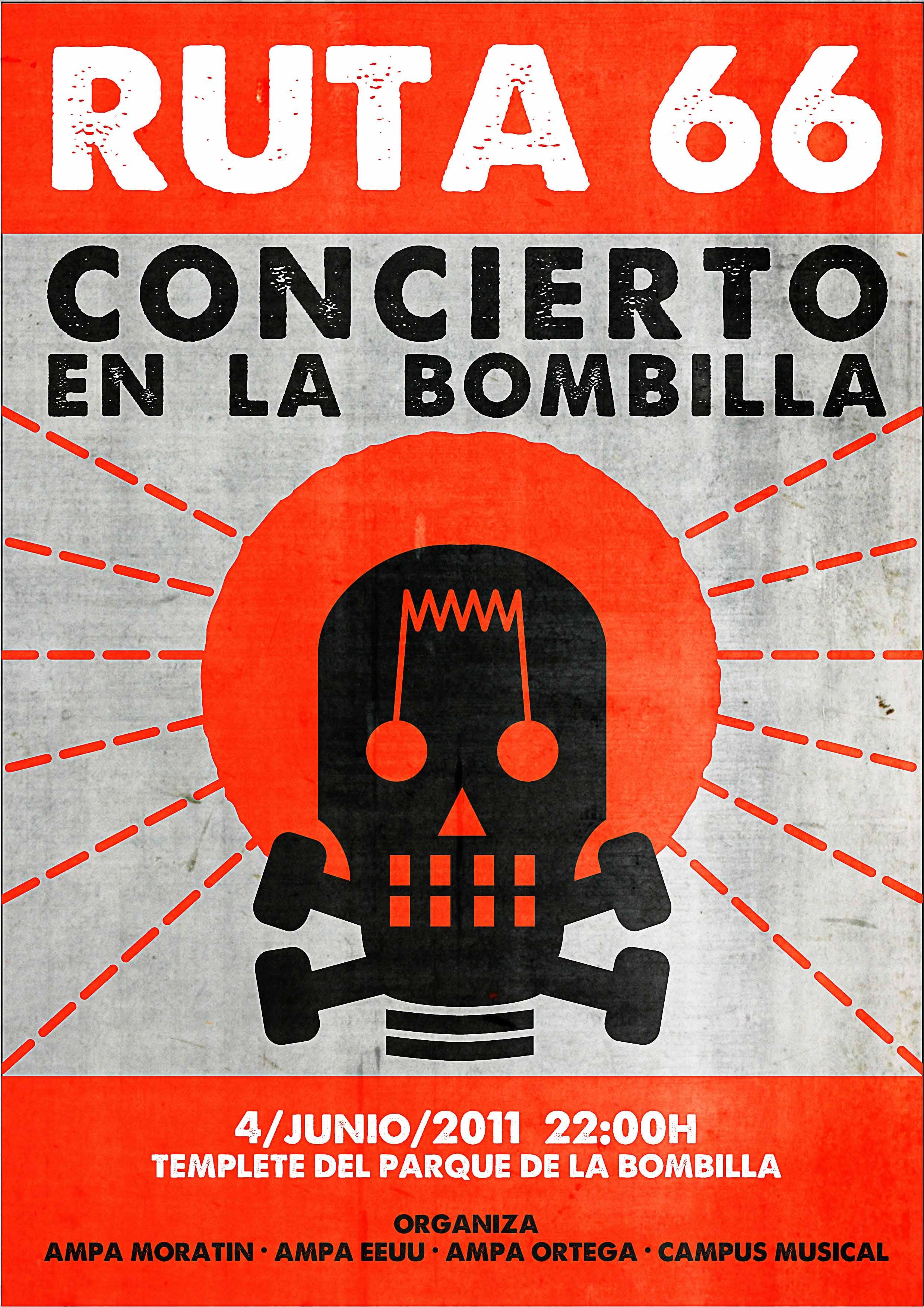 Concierto en la Bombilla!!!