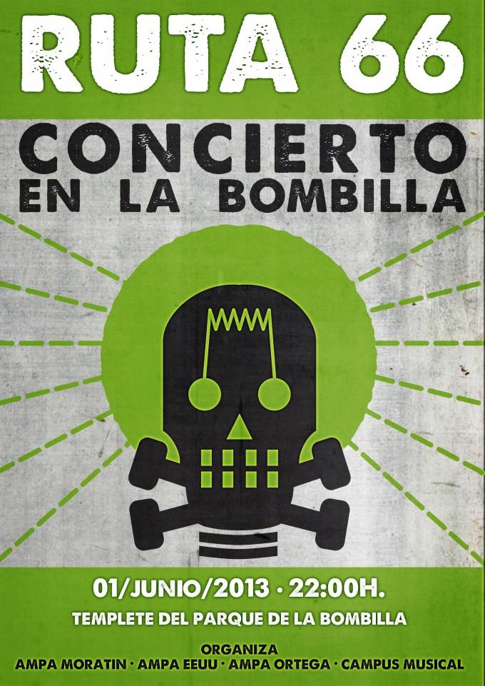 Concierto en la Bombilla 2013