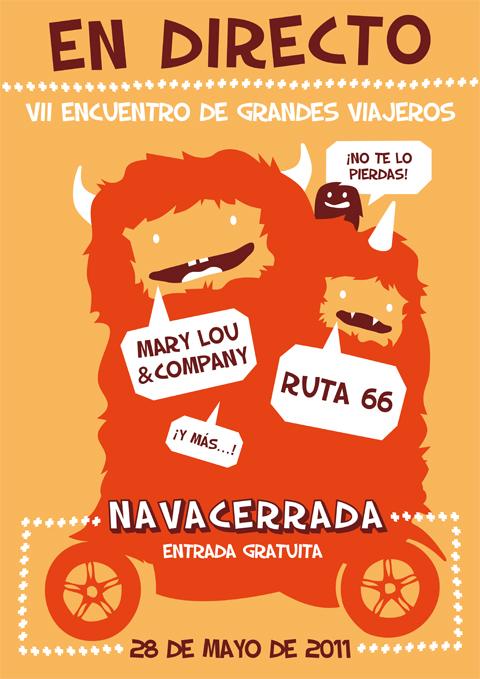 viajeros Concierto en Navacerrada